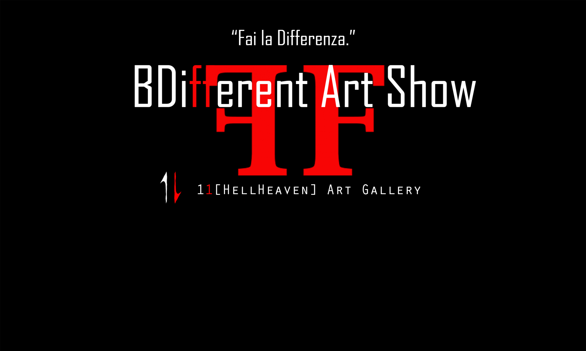 BDifferent Art Show